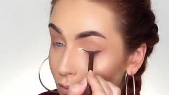 Maquiagem Simples Mais Linda Que Você Já Viu, Confira E Compartilhe!