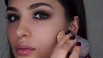 Maquiagens Fáceis De Fazer E Com Dicas De Cuidados, Vale A Pena Conferir!
