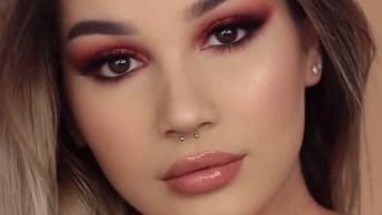 Maquiagens Para Final De Semana, São Duas Lindas Opções, Confira!