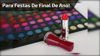 Maquiagens Para Pele Morena Para Festas De Final De Ano!