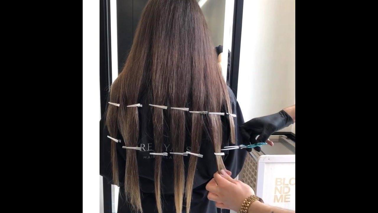Melhor transformação de cabelo do dia