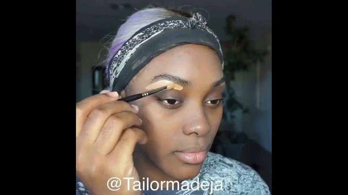 Melhor tutorial de maquiagem para pele negra