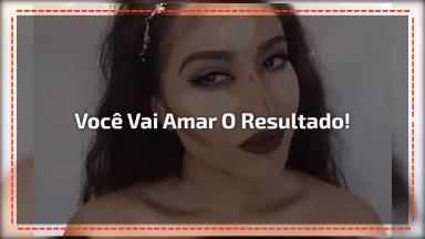 Melhor Vídeo De Contorno De Maquiagem, Você Vai Amar O Resultado!