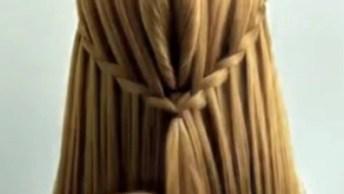 Melhores Penteados Da Internet, Escolha O Que Mais Lhe Agradar!