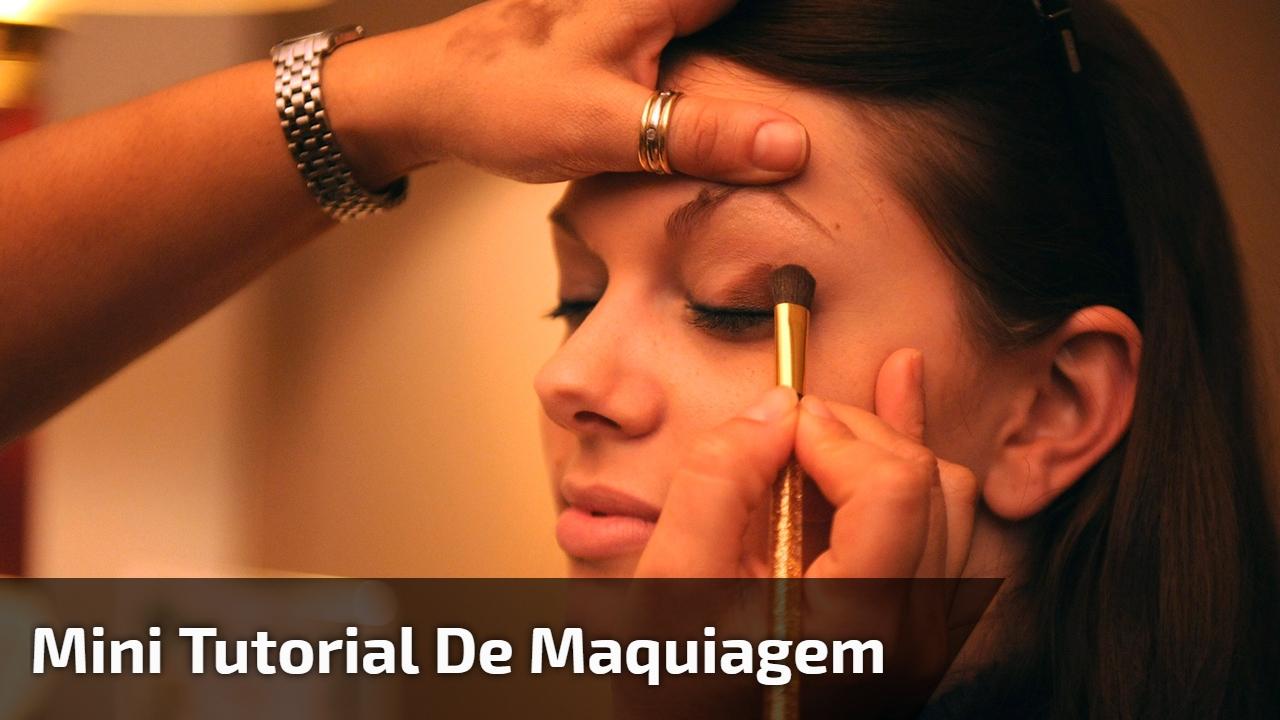 Mini Tutorial de maquiagem que você vai amar, confira e compartilhe!