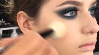 O Poder Da Maquiagem Superando Cada Vez Mais, Lindo Resultado!