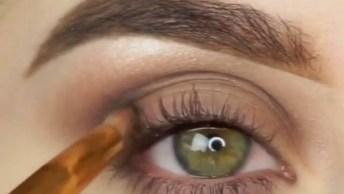 Olhos Marcantes, Muito Lindo Para Qualquer Ocasião, Confira!