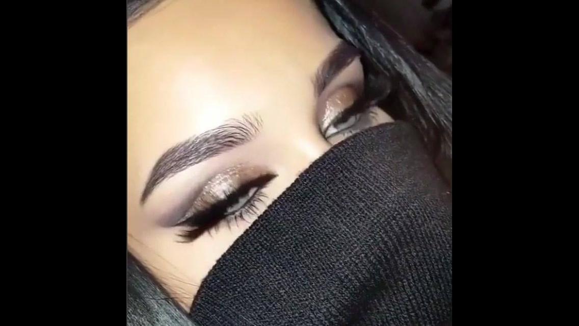 Olhos perfeitos para maquiagem de festa