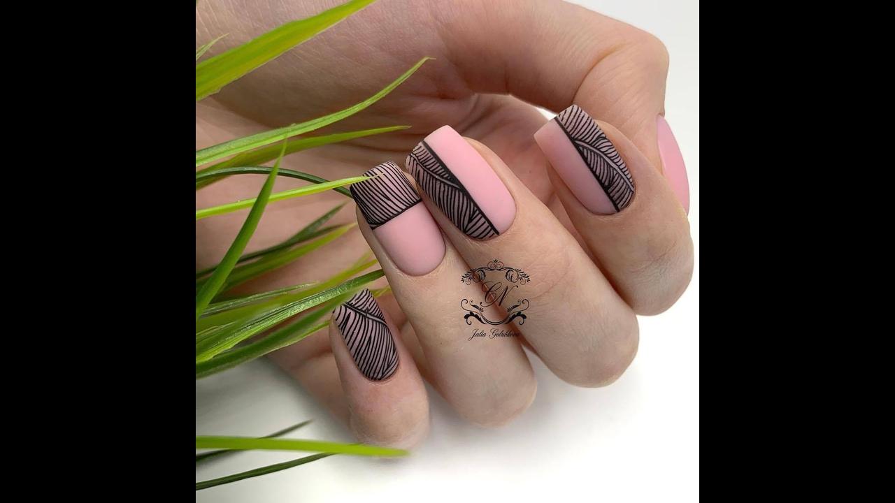 Opções de unhas decoradas, escolha a que mais combina com você!