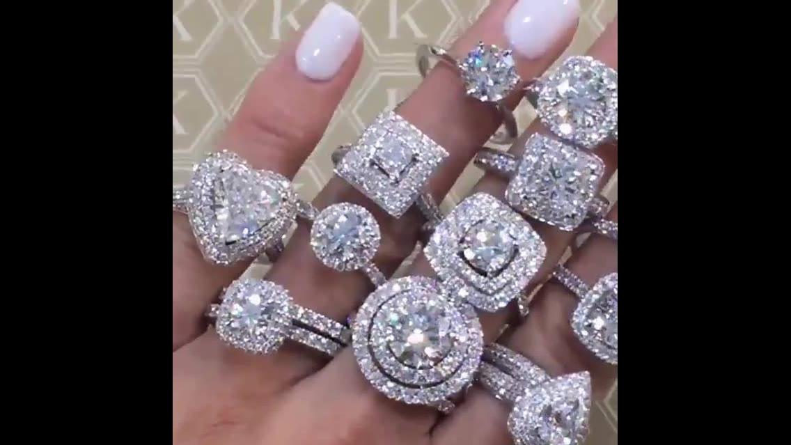 Os anéis mais lindos que você já viu