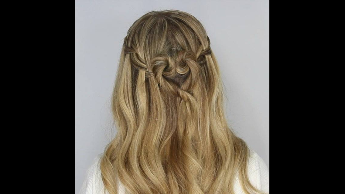 Penteado estilo princesa para você mesma fazer