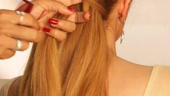 Penteado Maravilhoso Para Inspirar, Para Você Que É Formanda!