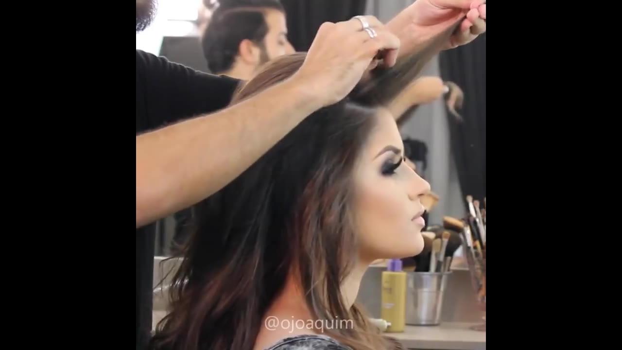 Penteado para Noiva - Esse penteado é um luxo