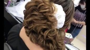 Penteado Para Noiva - Um Verdadeiro Arraso Para Noivas De Estilo!