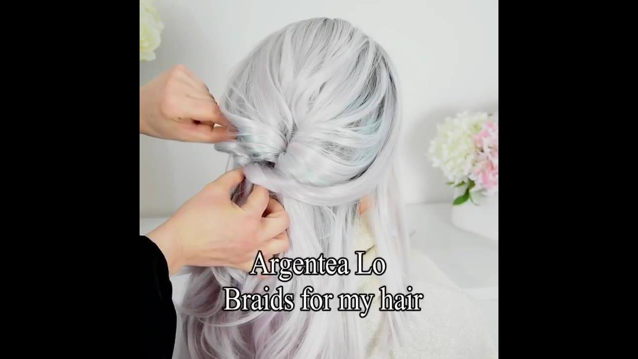 Penteado para noivas que gostam de flores