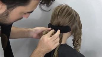 Penteado Perfeito Para Noiva, Não Tem Como Não Amar O Resultado!