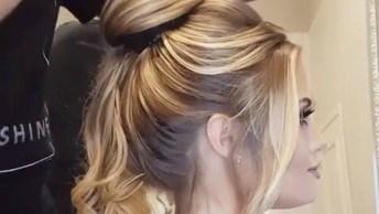 Penteado Preso Para Mulheres Sofisticadas, Você Vai Amar O Resultado!