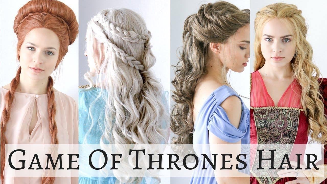 Penteados baseados em uma série muito famosa