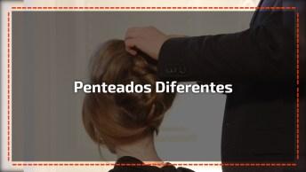 Penteados Diferentes E Fácies De Aprender, Escolha O Primeiro A Fazer!