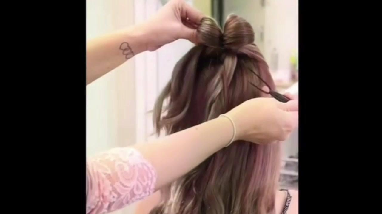 Penteados feitos com o próprio cabelo