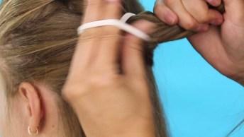 Penteados Simples Para Fazer Em Meninas, Um Mais Fofo Que O Outro!