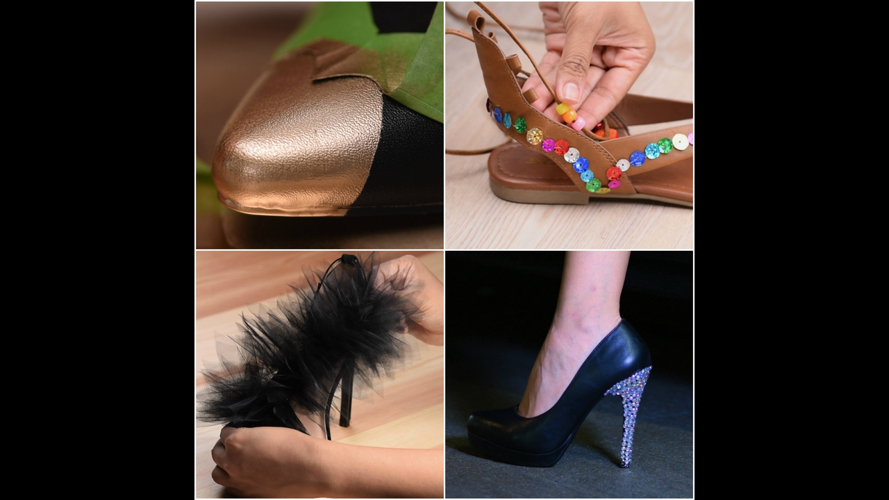 Personalize seus sapatos com essas dicas incríveis