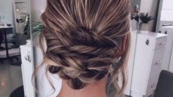 Qual O Penteado Mais Bonito Para Ir Em Casamento? Veja Algumas Dicas!
