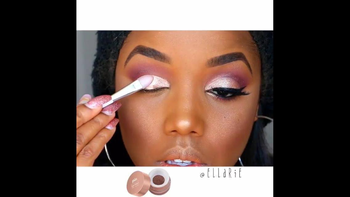 Que lindo esse tutorial de maquiagem!