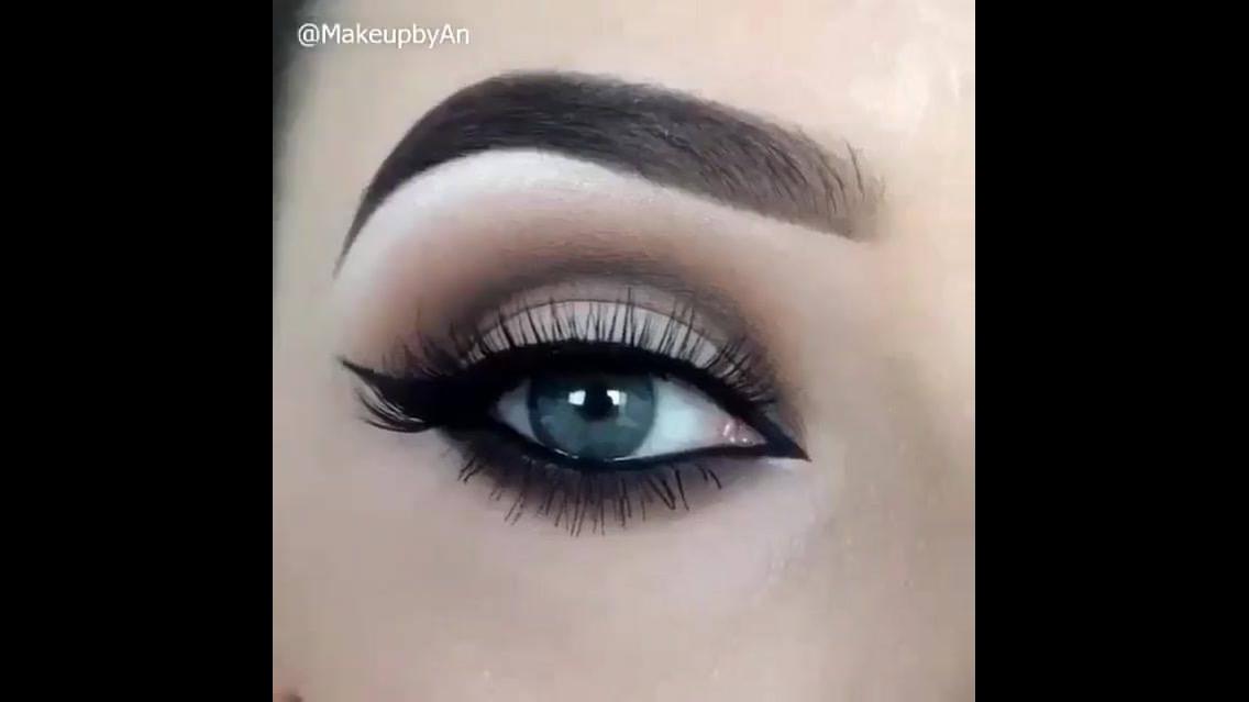 Técnica de passar sombra diferente, vale a pena conferir!!!