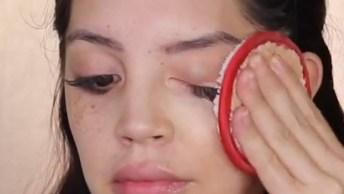 Tirando A Maquiagem E Cuidando Da Pele, Você Vai Adorar O Resultado!