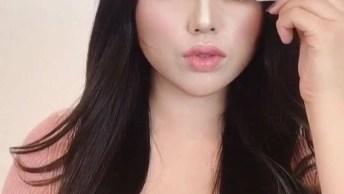 Tirando Maquiagem Nível Hard Das Asiáticas, Olha Só A Transformação!