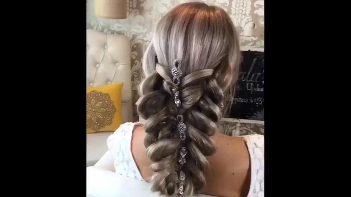 Tranças fáceis e lindas, que penteados maravilhosos, confira!