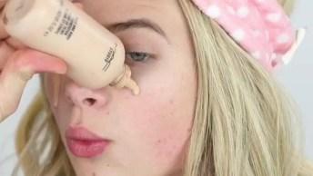 Transformação Com Maquiagem E Peruca, O Resultado É De Arrasar!