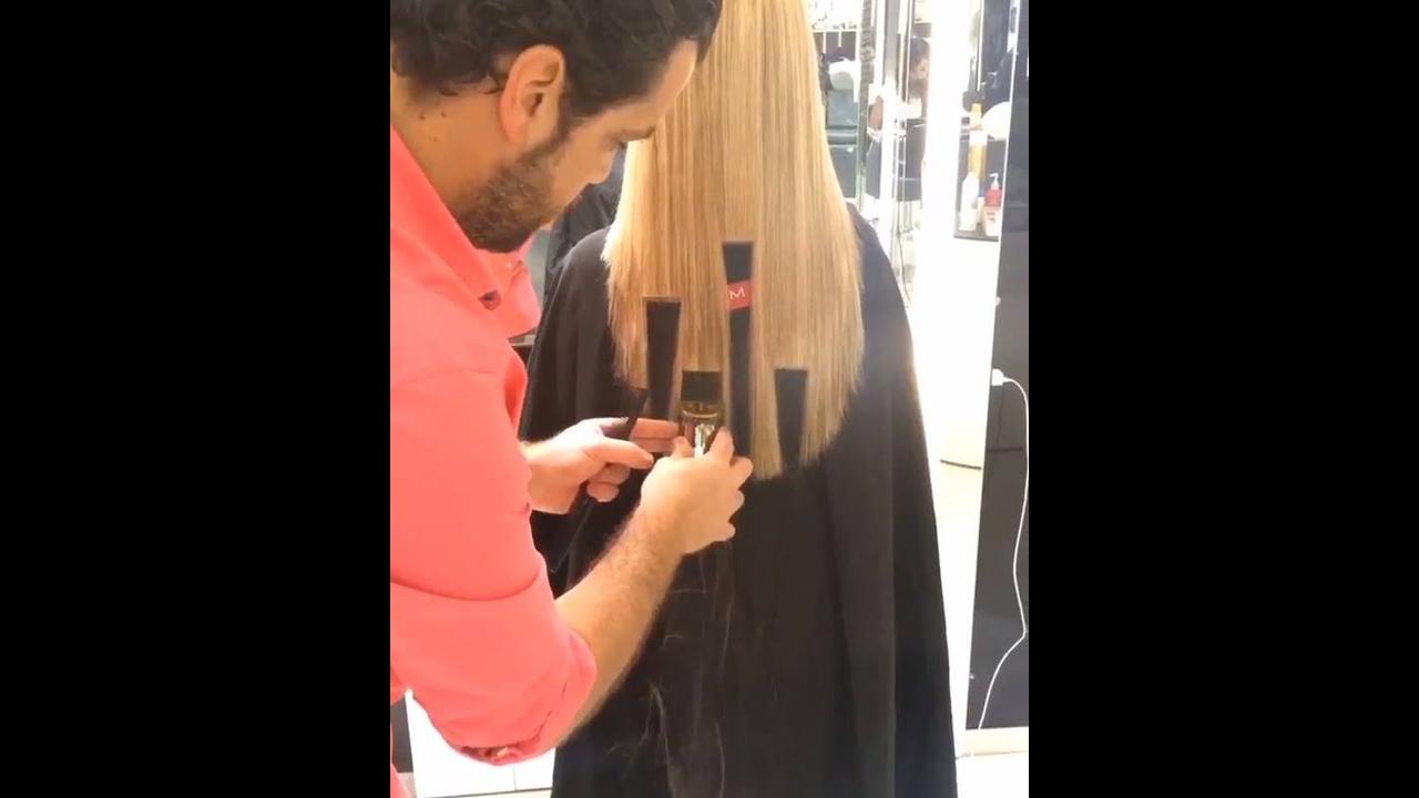 Transformação de cabelo, de longo para curto, você teria coragem?
