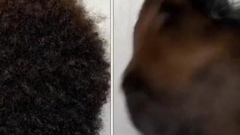 Transformação De Cabelo, E Maquiagem Simples De Fazer, Resultado Incrível!
