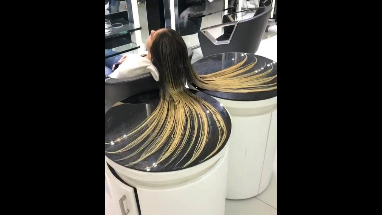 Transformação de cabelo mais linda que você verá hoje, confira!