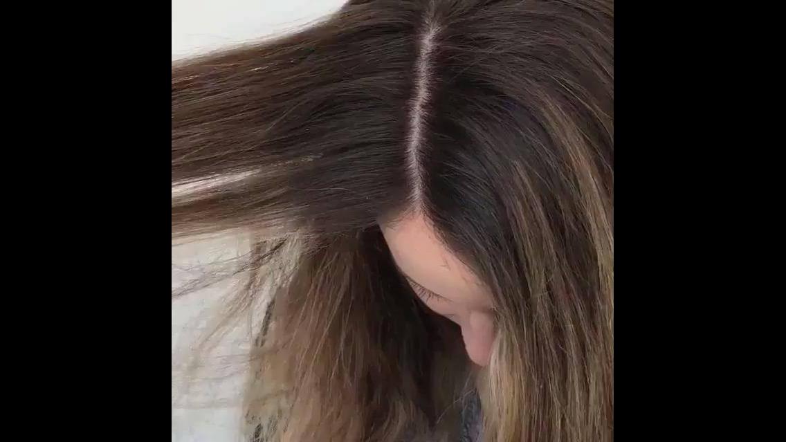 Transformação de cabelo maravilhosa