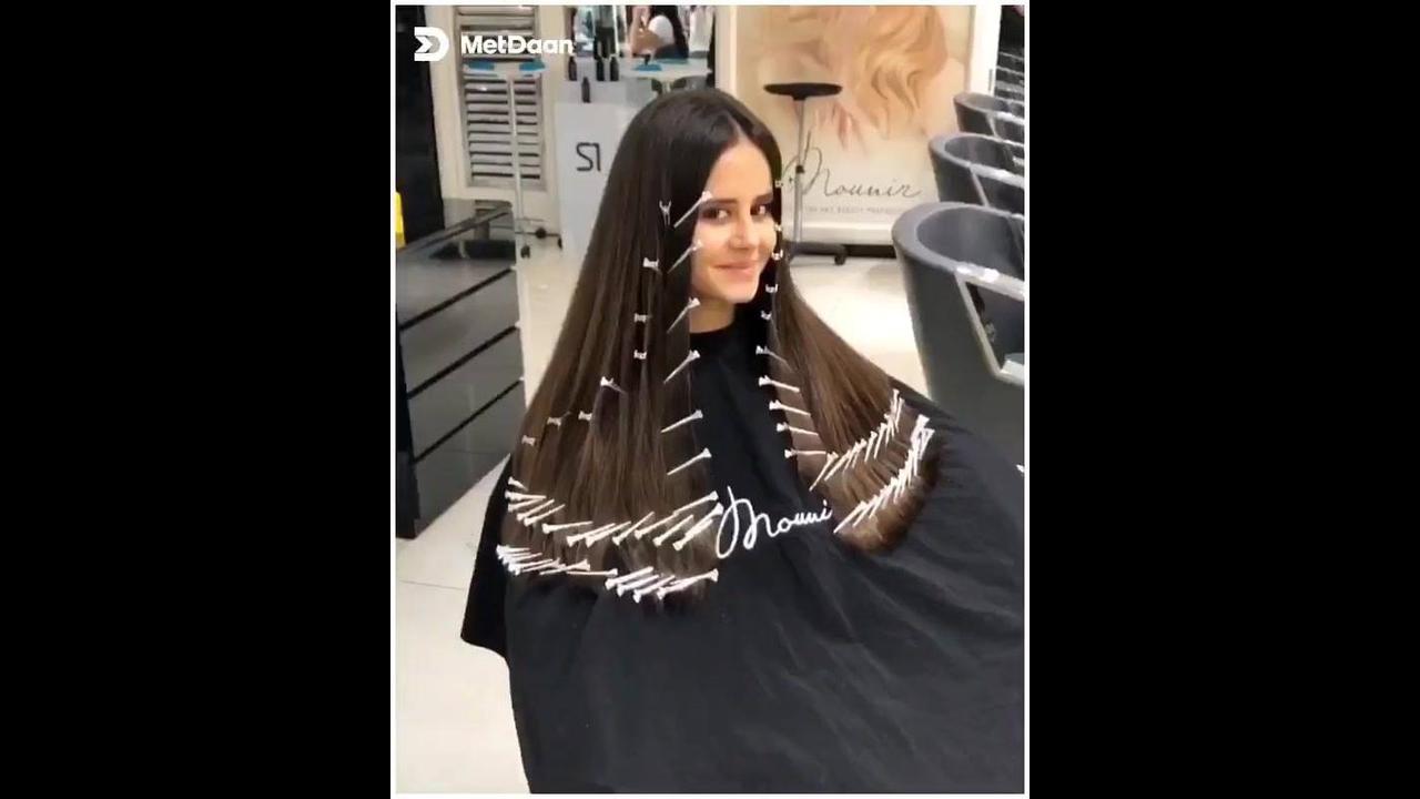 Transformação de cabelo, o resultado fica muito bom