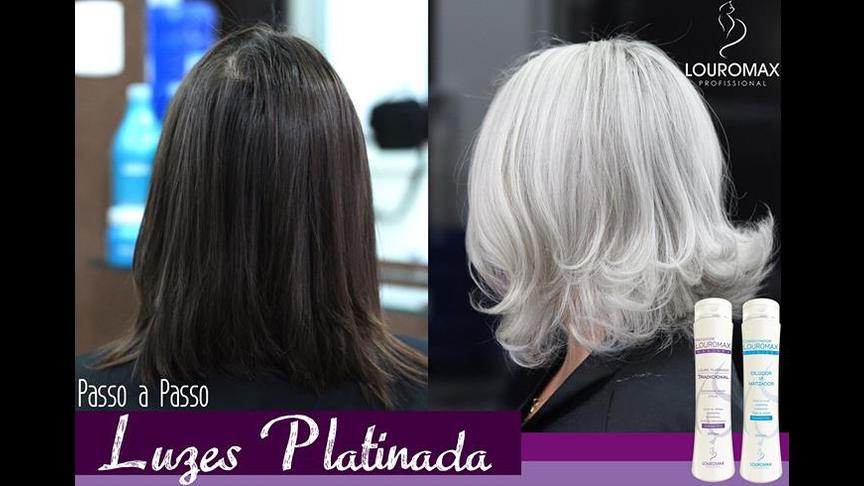 Transformação de cabelo simplesmente fantástico, lindo demais!!!