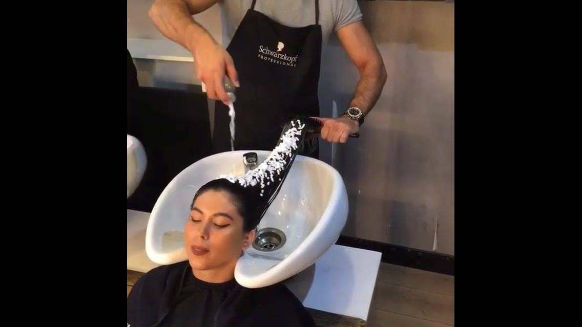 Transformação de cabelo, um vídeo maravilhoso para você se inspirar!!!