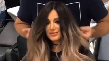 Transformação De Cabelos Curtos Com Mega Hair, Olha Só Que Perfeição!