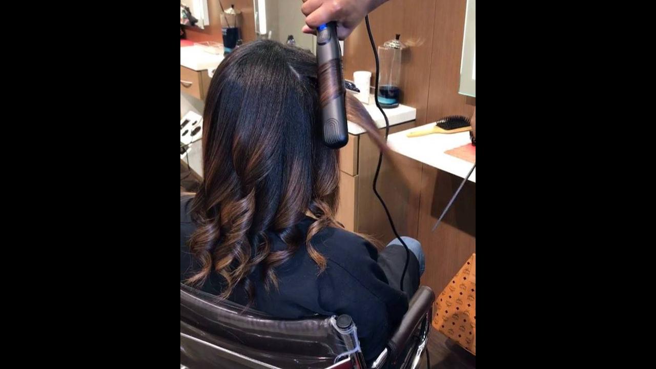 Transformação em cabelo, o resultado é maravilhoso