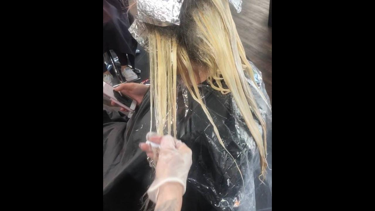 Transformação maravilhosa de cabe