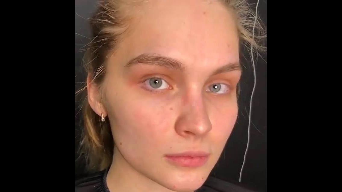 Transformações belíssimas feitas com maquiagens