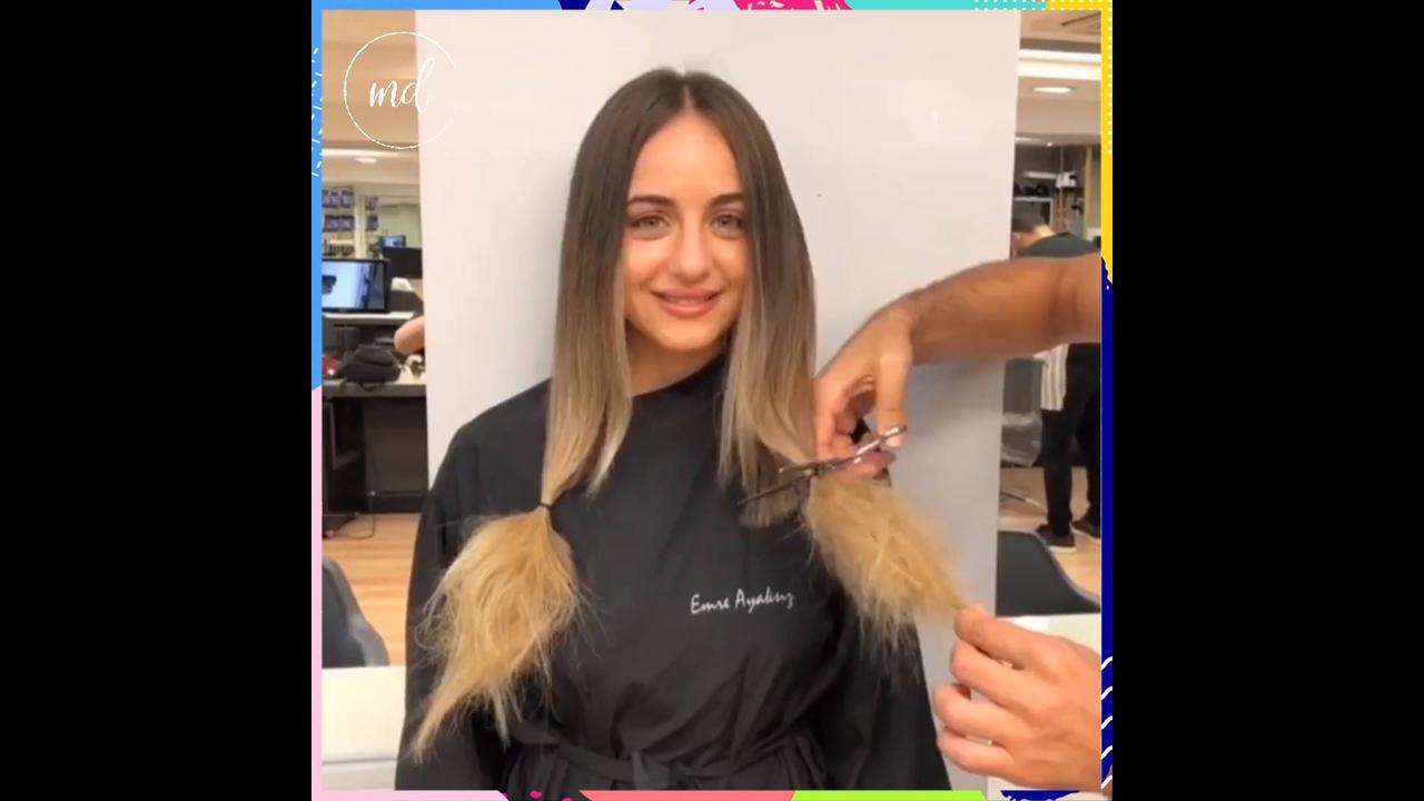 Transformações de cabelos incríveis com cortes e tinturas