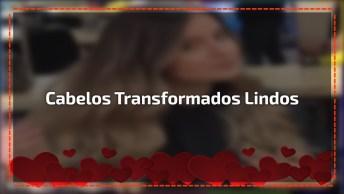 Transformações De Cabelos Que Merecem Ser Compartilhadas No Facebook!