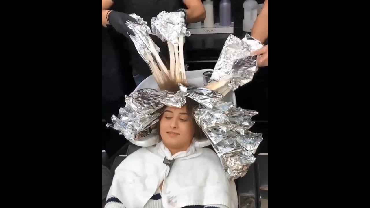 Transformações de cabelos, todos aqui no video ficam lindos!