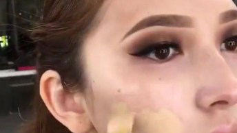 Transformações Feitas Com Maquiagens, Essas São De Impressionar!