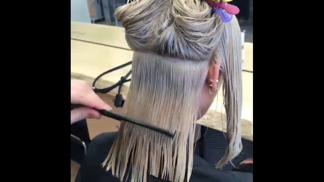 Transformações maravilhosas de cabelos