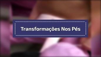 Transformações Nos Pés, Que Unhas Mais Lindas, Vale A Pena Conferir!